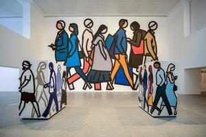 18 maio - Dia Internacional dos Museus - Exposição Julian Opie Obras Inéditas