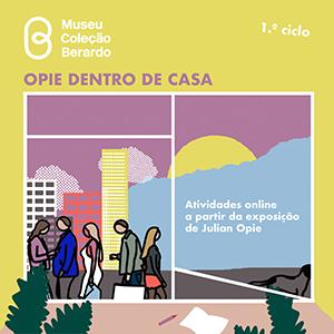 Julian Opie – Dentro de Casa, atividades para famílias, 1º ciclo   MCB_OnlineKids