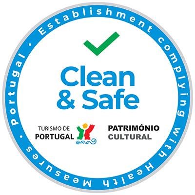 Selo Clean & Safe - Museu Coleção Berardo, Lisboa - Turismo de  Portugal