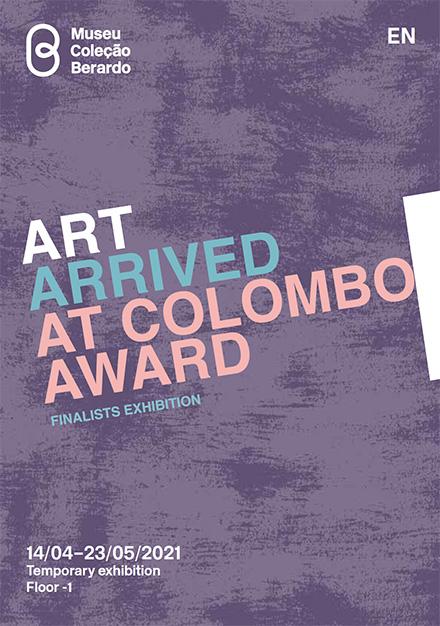 Folha de Sala «Prémio A Arte Chegou ao Colombo» | PDF [545 Kb]