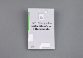 Entre Memoria e Documento - capa / cover