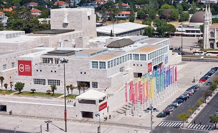 Museu Coleção Berardo |  Modern and Contemporary Art Museum | Lisboa, Portugal