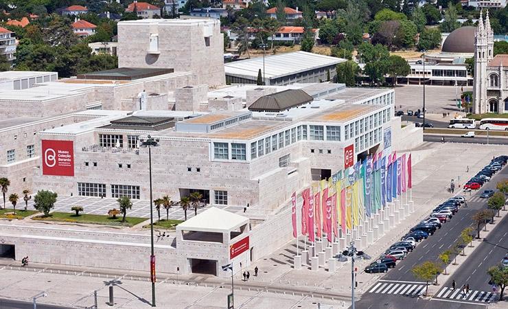 Museu Coleção Berardo |  Modern and Contemporary Art Museum | Lisboa, Portugal