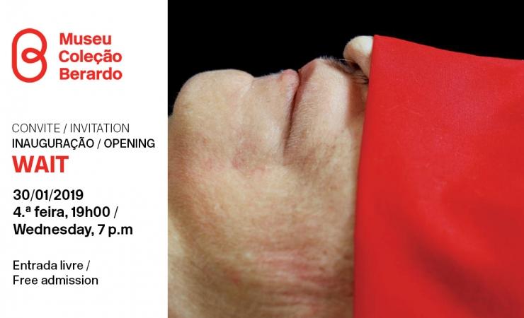Inauguração da exposição WAIT / 30 janeiro, quarta-feira, 19h00 / Museu Coleção Berardo
