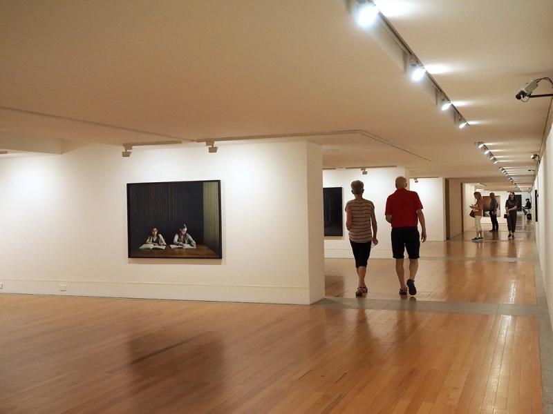 Sharon Lockhart, Meus Pequenos Amores / My Little Loves Vista da exposição / Exhibition view