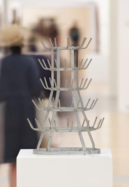 Vista da exposição / View of the exhibition Museu Coleção Berardo (1900-1960). Obra de / Work by Marcel Duchamp.