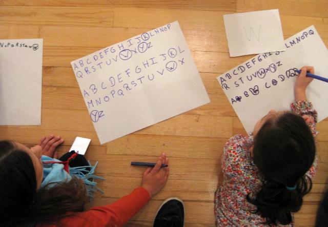 Atividade educativa / Educational activity. Museu Coleção Berardo, 2013 Fotografia / Photograph: Patrícia Trindade