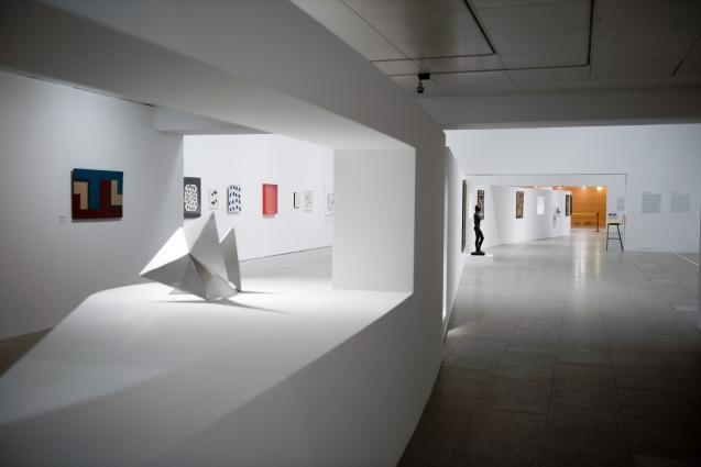Modernismo Brasileiro na Coleção da Fundação Edson Queiroz Vista da Exposição
