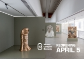 The Museu Coleção Berardo reopens on April 5th! Visit us!