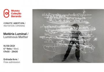 Convite 15/09/2021 Abertura Matéria Luminal