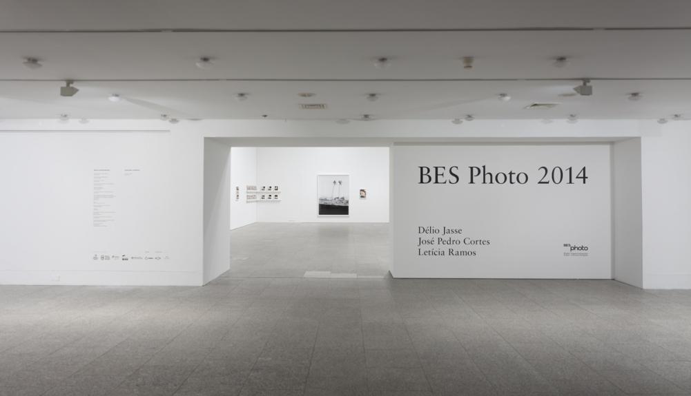 Vista da exposição BES Photo 2014. Museu Coleção Berardo, 2014.