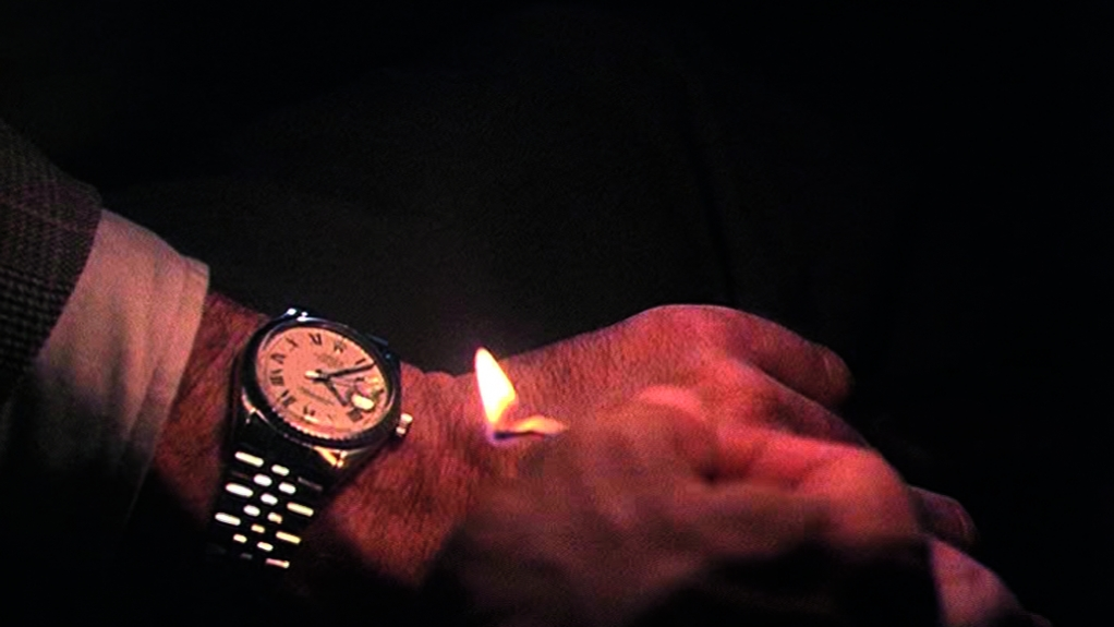 Christian Marclay. The Clock, 2010. Still de video.