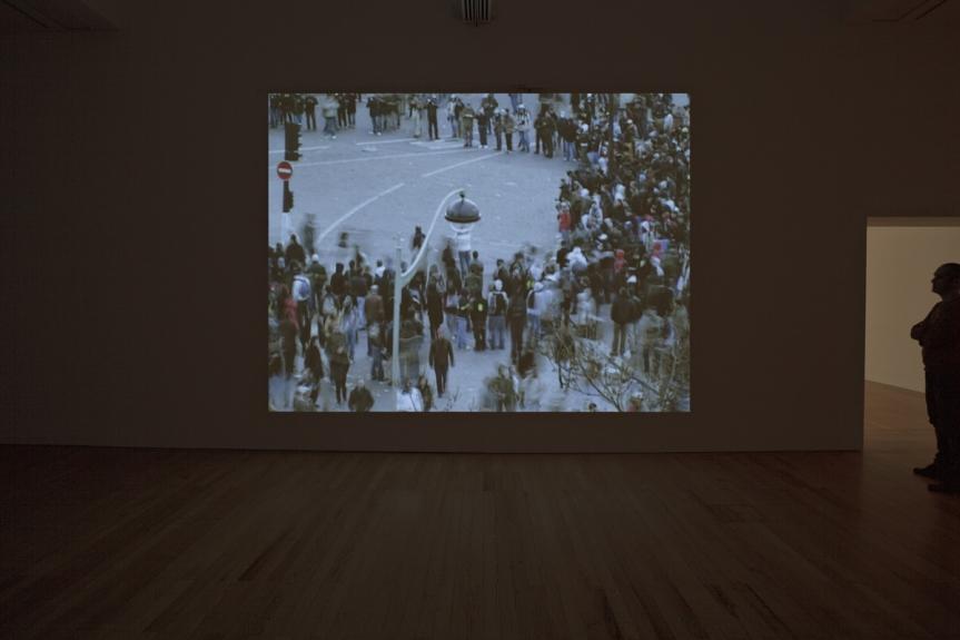 Justine Triet, Sur place, 2006