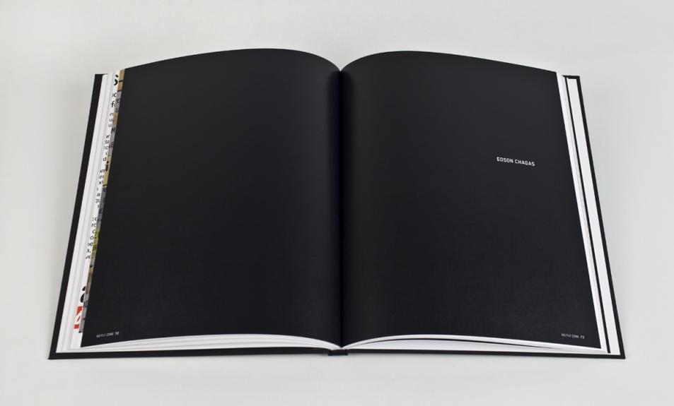 No Fly Zone - página dupla / spread