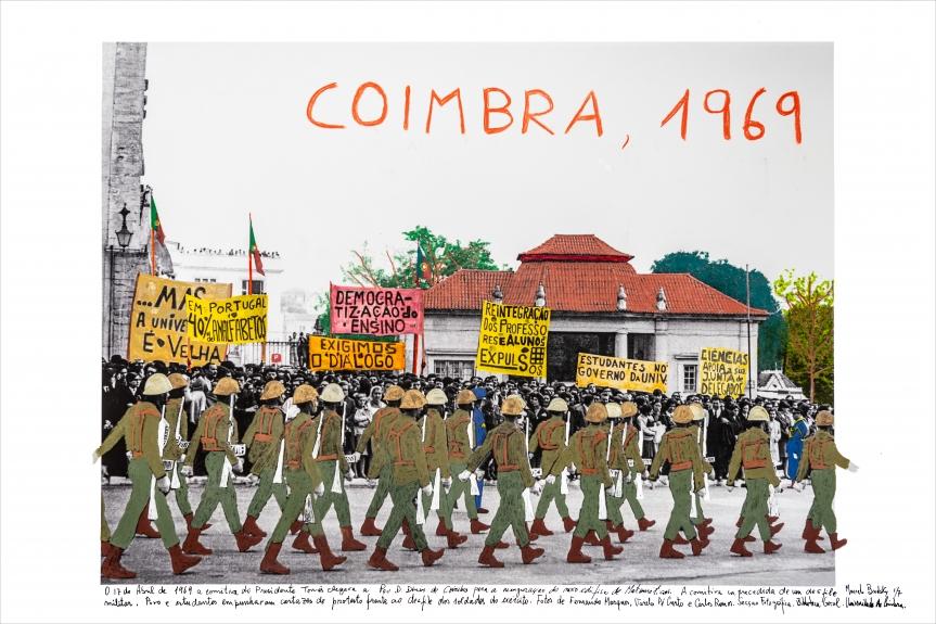 """Inauguração da exposição de Marcelo Brodsky """"1968: O Fogo das Ideias"""" - Museu Coleção Berardo, Lisboa"""